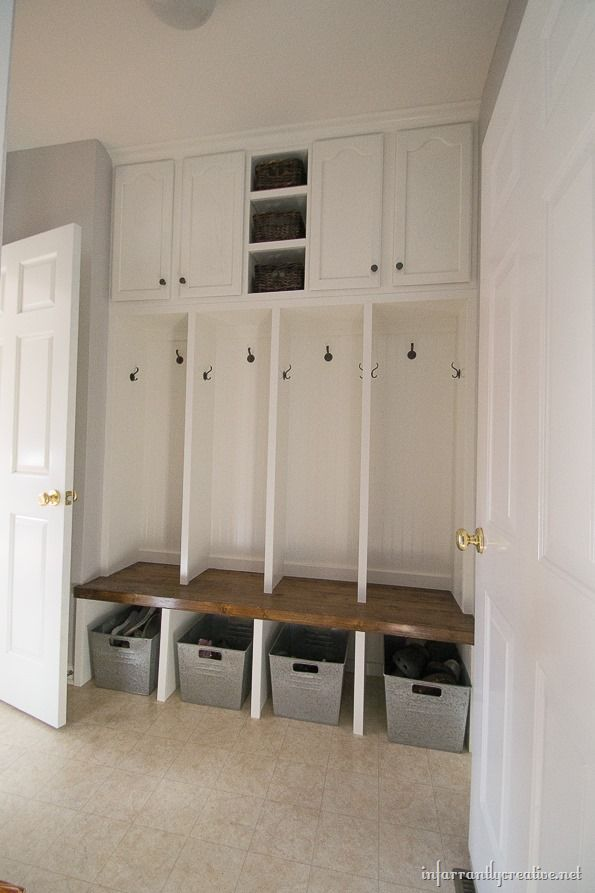 25+ Real Life Mudroom And Entryway Decorating Ideas By Bloggers