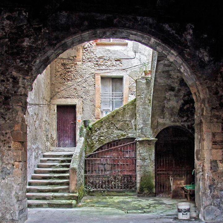in via san Tommaso,a #cusenzavecchia