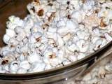 Recette Pop-corn light au micro-ondes