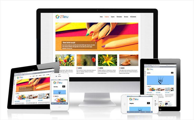 Joomla Website Design Services