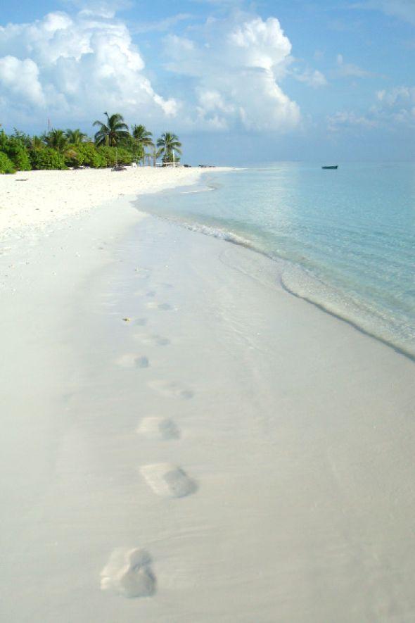 Das Inselreich der Malediven & seine Bilderbuchstrände
