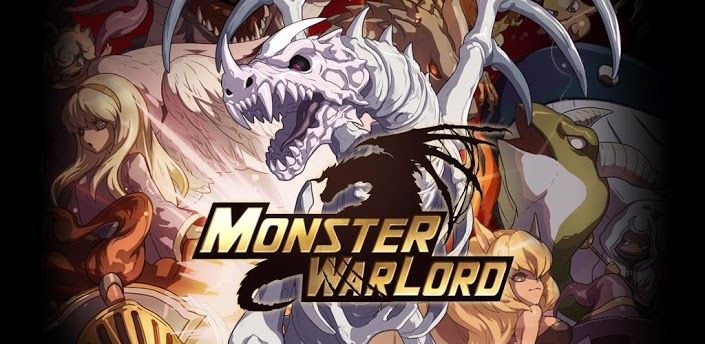 Monster Warlord v1.1.8 - Frenzy ANDROID - games and aplications