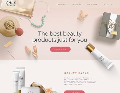 "Check out new work on my @Behance portfolio: ""Pink Beauty webshop"" http://be.net/gallery/45922361/Pink-Beauty-webshop"