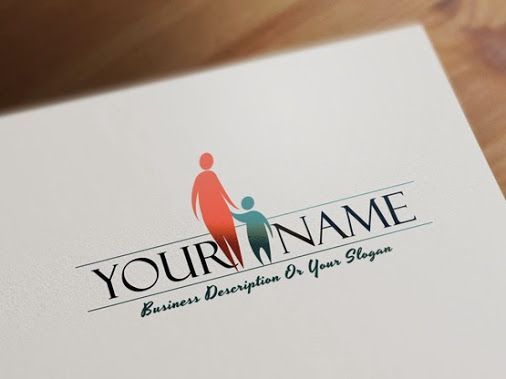 New online logos templates with Mother and Child, This Family logo template Excellent for psychologist, child center, family care, pediatrician, etc. https://logo-template.com/buy-logo-family-logos-people-template-design/