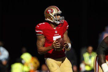 Colin Kaepernick News, Stats, Photos | San Francisco 49ers