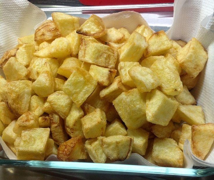 """Colla&Cannella: """"Tocchetti di patate fritte!"""""""