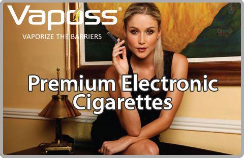 Beautiful alternative to smoking