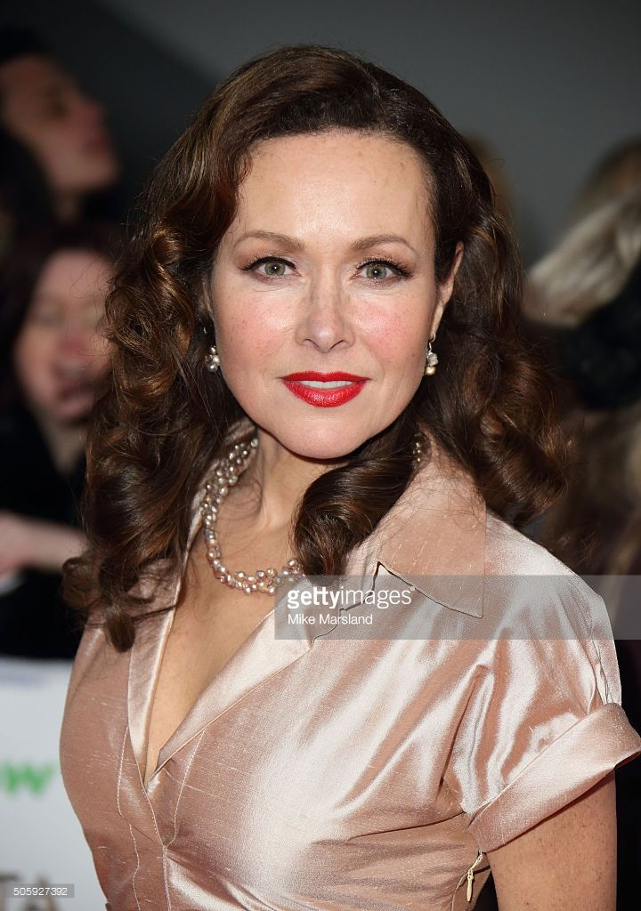 Amanda Mealing attends the 21st National Television Awards at The O2 Arena on January 20, 2016 in London, England.