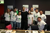 The UBank team at the Raise the Roof radio appeal