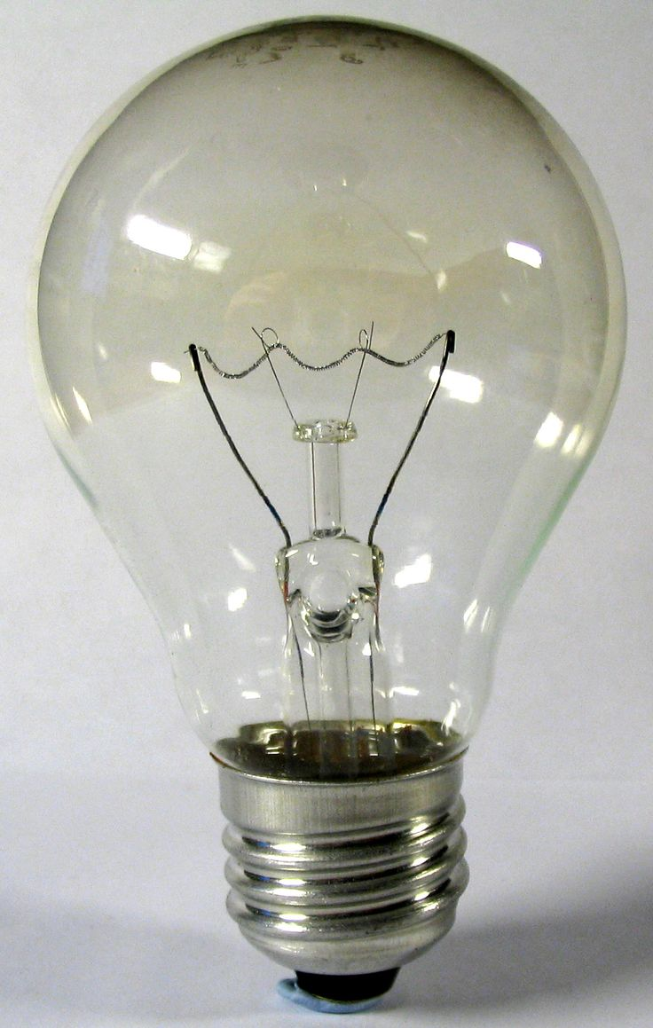 The electric light was invented in 1800 by Humphry Davy
