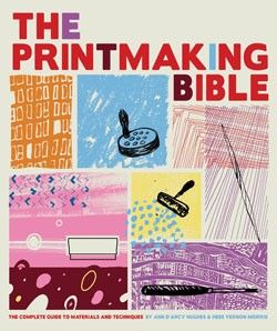 The Printmaking Bible - DIY Print Making Awesomeness  #GiveBooks @handmade charlotte