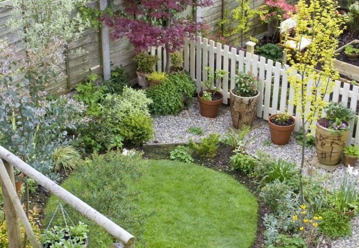53 best ideas about garden ideas on pinterest gardens for Domestic garden ideas