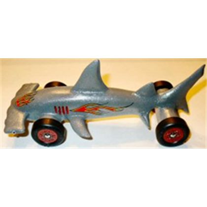 hammerhead-shark Pinewood derby Pinterest Hammerhead shark - pinewood derby template