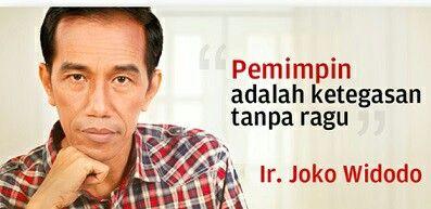Kata-kata bijak Jokowi