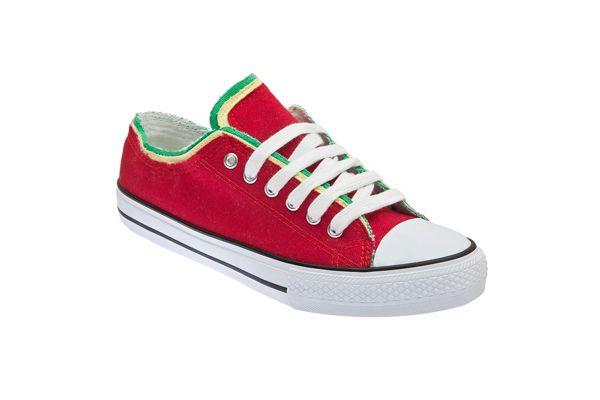 Γυναικεία Sneakers Blitz κόκκινα