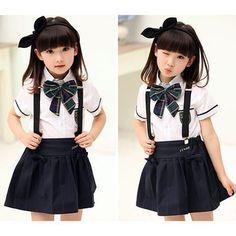 diseños de uniformes escolares infantiles - Buscar con Google