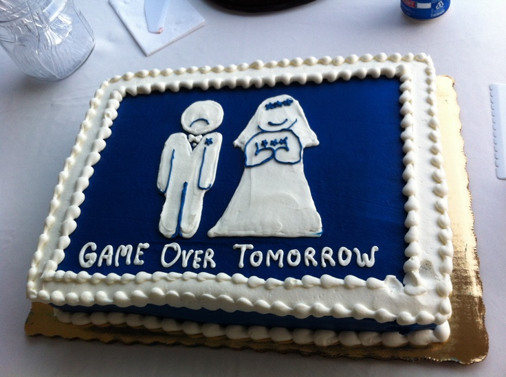 Rehearsal dinner cake. So cute! Elyssa s Wedding ...