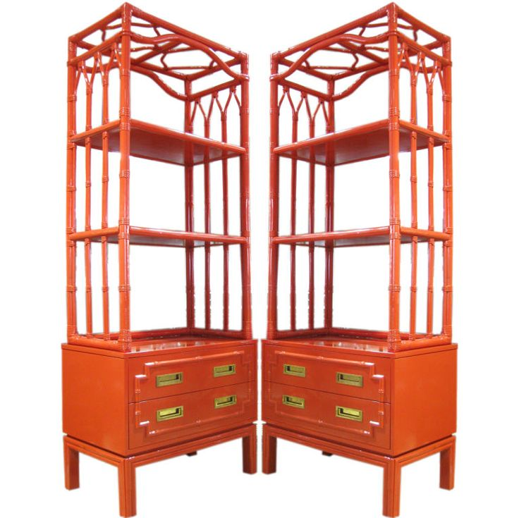42 best images about painted bamboo furniture on