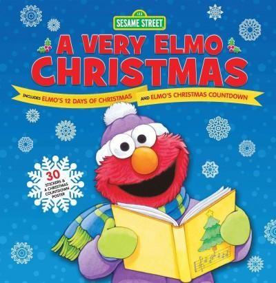 A Very Elmo Christmas: Includes Elmo's 12 Days of Christmas and Elmo's Christmas Countdown