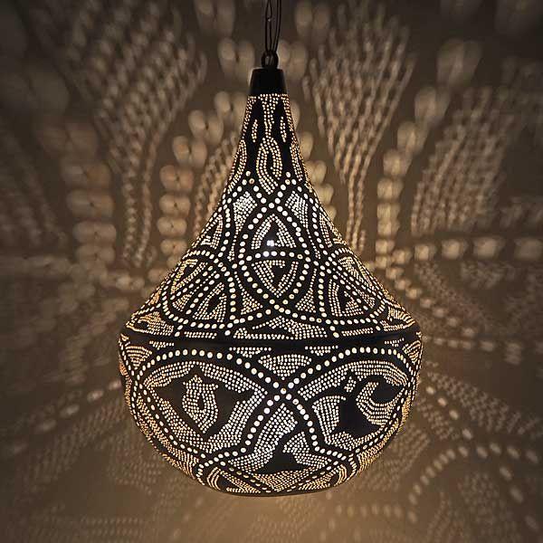 Arabische hanglamp Tarboush Q