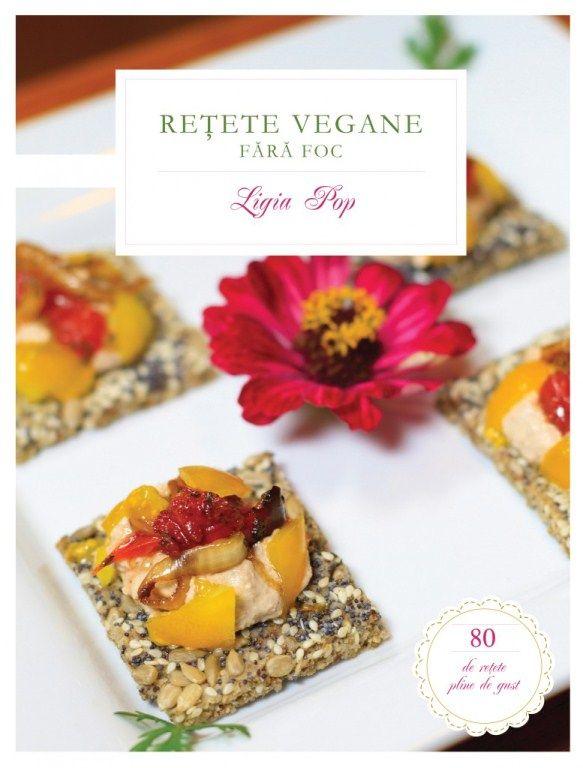Invitatie: Demonstrație de gătit cu rețete raw vegane