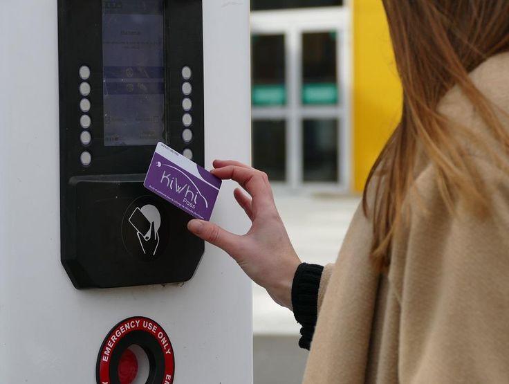 KiWhi Pass : la carte de recharge séduit les flottes électriques