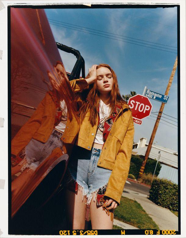 Pull & Bear Capsule Assortment by Finn Wolfhard & Sadie Sink