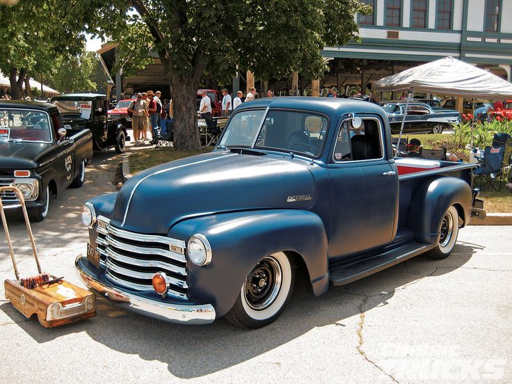 1002clt_23_z+2009_ppg_nationals+1951_chevy_truck