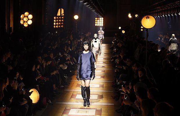 Gallery: Issey Miyake - Paris Fashion Week Fall 2014