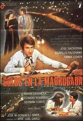 Solos en la madrugada (1978) España. Dir.: José Luis Garci. Drama. Xornalismo - DVD CINE 1868