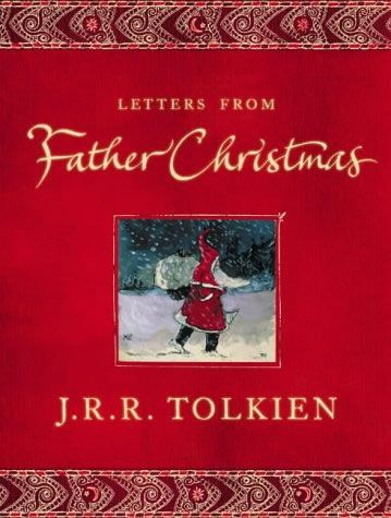 My Favorite Christmas Book :: Letters to Father Christmas by J.R.R. Tolkien - Book Cover :: AnExtraordinaryDay.net