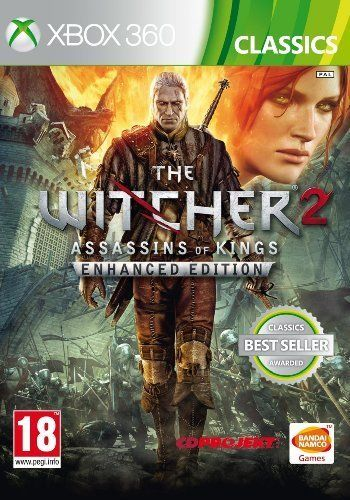 The Witcher 2 Assassins of Kings Enhanced Edition Classics Xbox 360 ** Be sure to check out this awesome product.