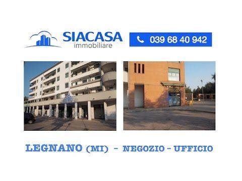 Legnano (Provincia di Milano) Negozio Ufficio in Affitto Locativo - www....