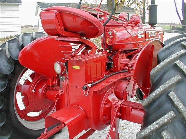 Super A Farmall Tractor Wiring Diagram 450 Gas