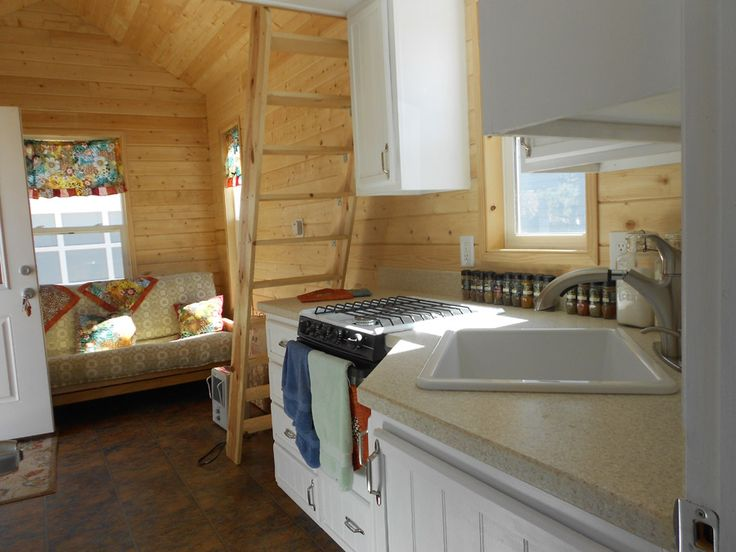 Best Tiny Homes Images On Pinterest Small Houses