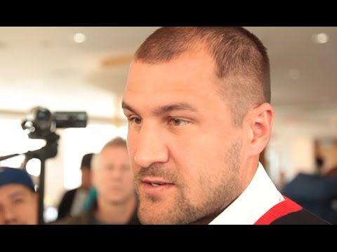 """Sergey Kovalev """"I Overrated Ward and Overtrained for the first fight"""""""