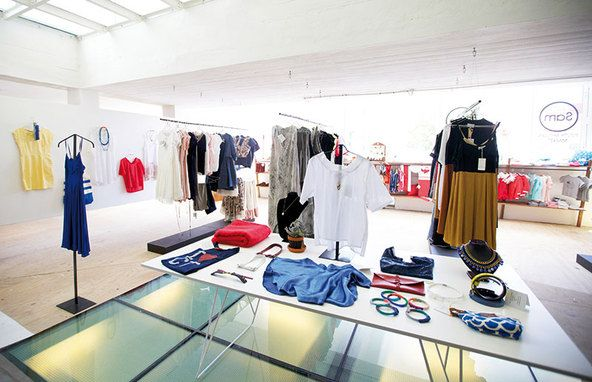 SAM or the South African Market is a one-stop #design #shop featuring the best of local #SouthAfrican designers.