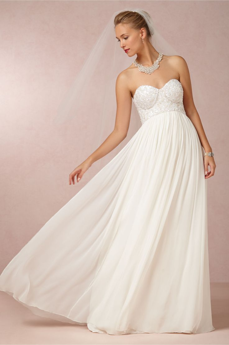 Best wedding dresses for short waisted   best Bridal Bouquet images on Pinterest  Short wedding gowns