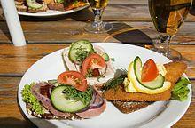 Датская кухня — Википедия