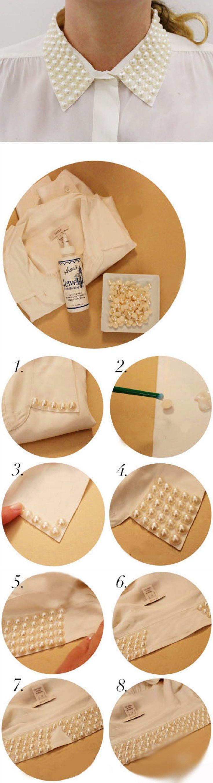 7 DIY Useful Fashionable Ideas I have been meaning to do this...