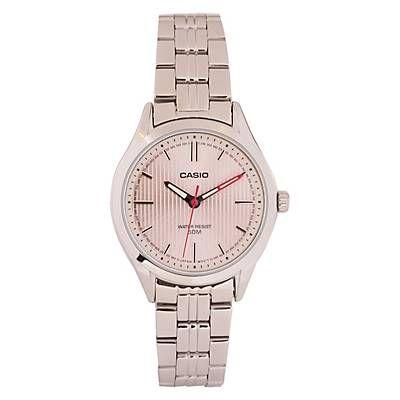 Me gustó este producto Casio Reloj Mujer Metal Plateado. ¡Lo quiero!