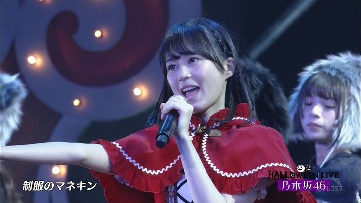 音楽番組171107 乃木坂46x日テレHALLOWEEN LIVE