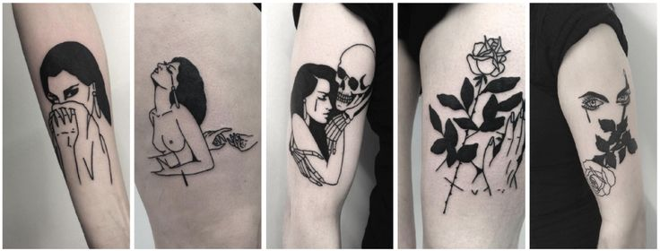 tatauajes-en-negro-mujeres-seductoras