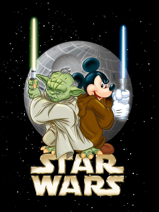 Disney Star Wars VII