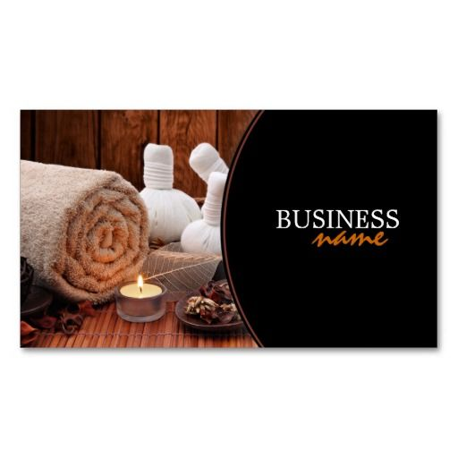 303 best images about spa business card templates on pinterest for Salon business card templates