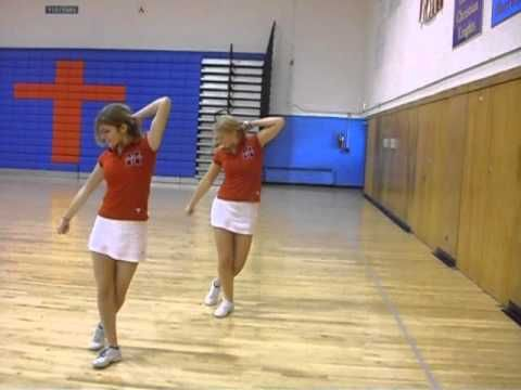 Marmion Cheer Tryout Video 2011
