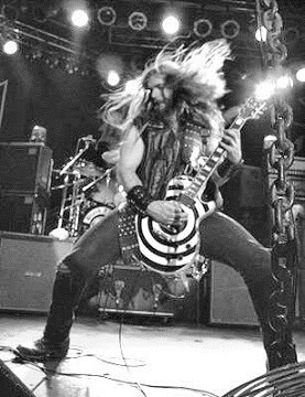 If only Zakk Wylde could sing to me everyday