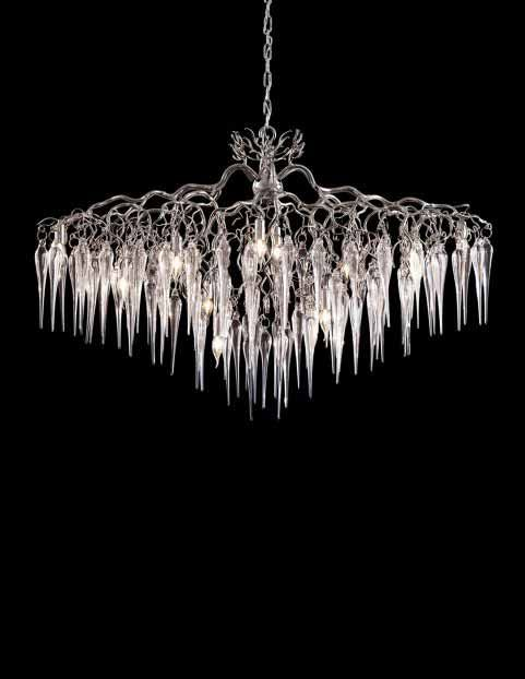 See our extensive range of contemptorary chandeliers online now. CUSTOM LIGHTING - DESIGNERS OF LIGHT