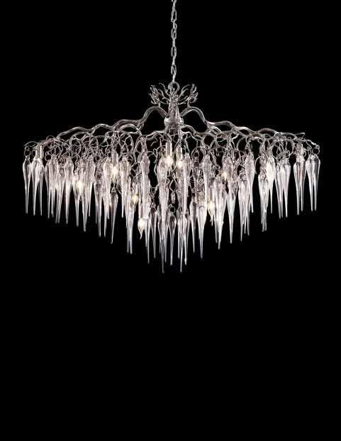See our extensive range of contemptorary chandeliers online now. CUSTOM LIGHTING - DESIGNERS OF LIGHT