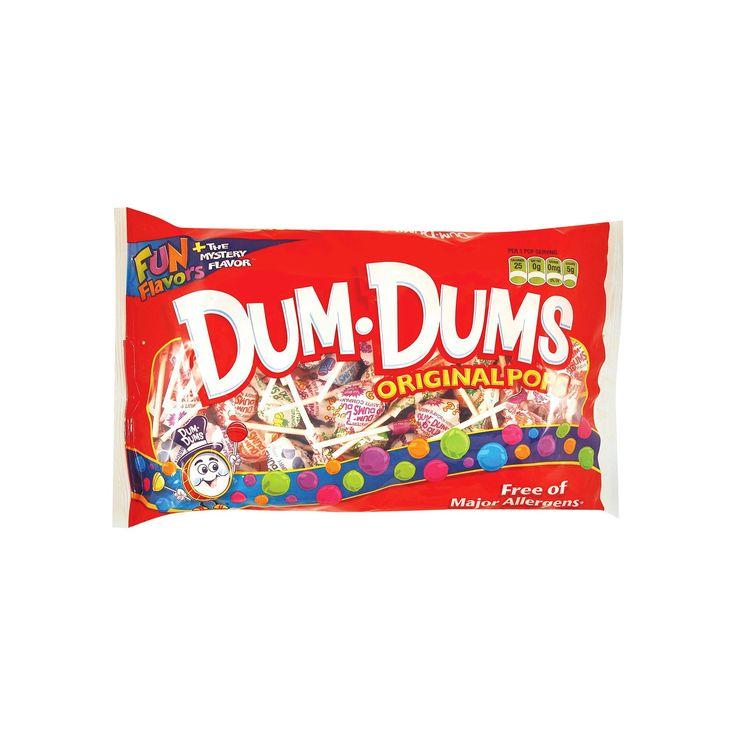 Dum Dums Lollipops - 13oz